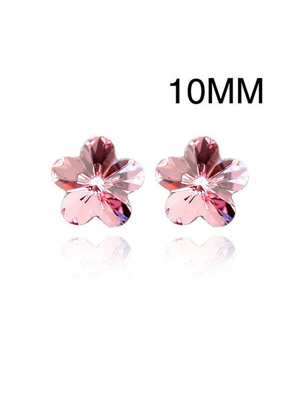 Austria Kristall Stud Fashion Earrings