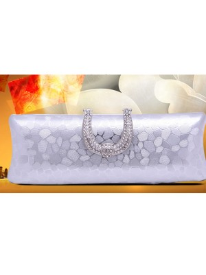 Rhen Sten PU Party/Evening Bag